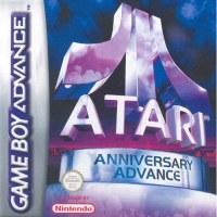 Atari Anniversary Advance Gameboy Advance