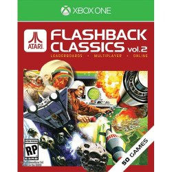 Atari Flashback classics Volume 2 Xbox One