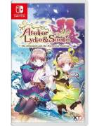 Atelier Lydie & Suelle The Alchemists and the Mysterious Pa Nintendo Switch