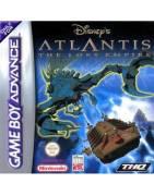 Atlantis The Lost Empire Gameboy Advance