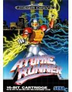 Atomic Runner Megadrive