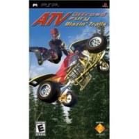 ATV Offroad Fury Blazin Trails PSP