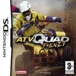 ATV Quad Frenzy Nintendo DS
