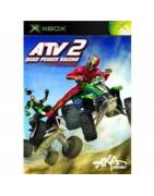 ATV Quad Power Racing 2 Xbox Original