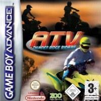 ATV Thunder Ridge Riders Gameboy Advance