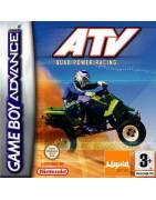 ATV: Quad Power Racing Gameboy Advance