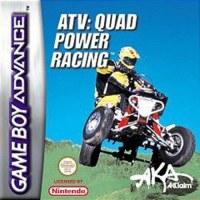 ATV Quad Power Racing Gameboy Advance