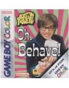 Austin Powers 1 Oh Behave Gameboy
