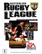Australian Rugby League Megadrive