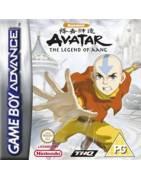 Avatar The Legend Of Aang Gameboy Advance