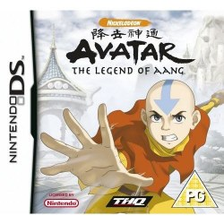 Avatar The Legend Of Aang Nintendo DS