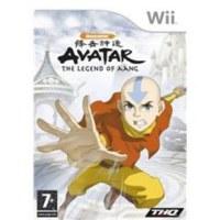 Avatar The Legend of Aang Nintendo Wii