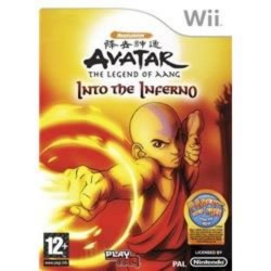 Avatar The Legend of Aang Into the Inferno Nintendo Wii