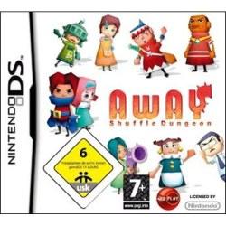 Away Shuffle Dungeon Nintendo DS
