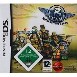 B Team Metal Cartoon Squad Nintendo DS