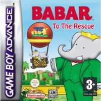Babar to the Rescue Gameboy Advance