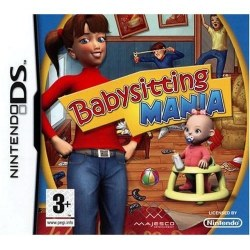 Babysitting Mania Nintendo DS
