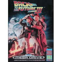Back to the Future Part III Megadrive