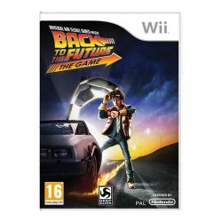 Back to the Future The Game Nintendo Wii