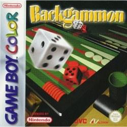 Backgammon Gameboy