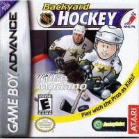 Backyard Hockey Gameboy Advance