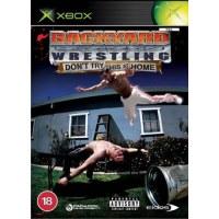 Backyard Wrestling Xbox Original