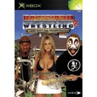 Backyard Wrestling 2 Xbox Original