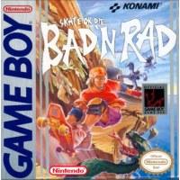 Bad 'N' RadSkate or Die Gameboy
