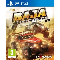 Baja Edge of Control HD
