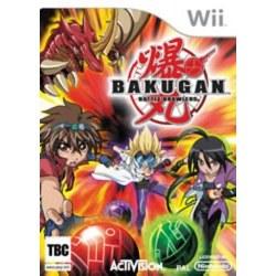 Bakugan Battle Brawlers Nintendo Wii
