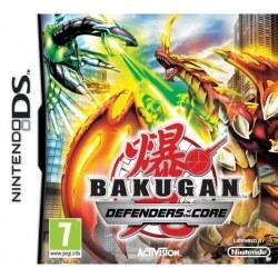 Bakugan Battle Brawlers Defenders of the Core Nintendo DS