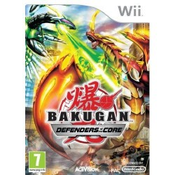 Bakugan Battle Brawlers Defenders of the Core Nintendo Wii