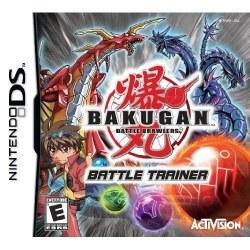 Bakugan Battle Trainer Nintendo DS