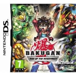 Bakugan Rise of The Resistance Nintendo DS