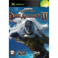 Baldur's Gate Dark Alliance II Xbox Original