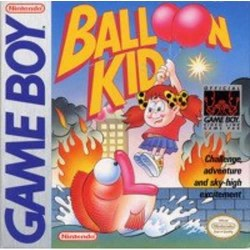 Balloon Kid Gameboy
