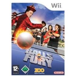 Balls of Fury Nintendo Wii