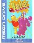 Ballz 3D The Battle of the Ballz Megadrive