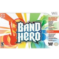 Band Hero Band in the Box Nintendo Wii