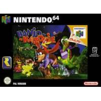 Banjo-Kazooie N64