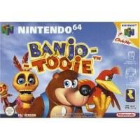 Banjo-Tooie N64