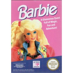 Barbie NES