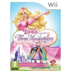 Barbie and The Three Musketeers Nintendo Wii