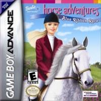 Barbie Horse Adventure: The Big Race Gameboy Advance