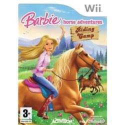 Barbie Horse Adventures Riding Camp Nintendo Wii