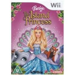 Barbie Island Princess Nintendo Wii