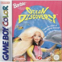 Barbie Ocean Discovery Gameboy