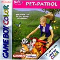 Barbie Pet Patrol Gameboy