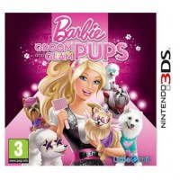 Barbie Groom and Glam Pups 3DS