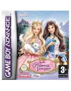 Barbie: Princess and the Pauper Gameboy Advance